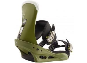 Attacco Burton freestyle FLEX green