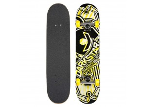 Skateboard Completo Saloon Yellow 7.75""