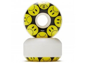 RUOTE Frowny Black Yellow 55mm  Enjoi