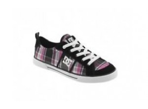 Scarpe DC Wo's Fiona black/purple