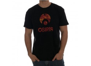 T SHIRT OSIRIS BLACK